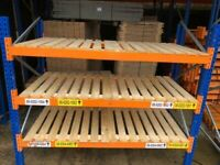 HI-LO RACKPLAN PREMIER COMMERCIAL WAREHOUSE PALLET RACKING SYSTEM (Chelmsford Branch)