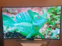 Samsung 55 Inch Curved 4K Ultra HD 3D TV (Model UE55HU8580)!!!