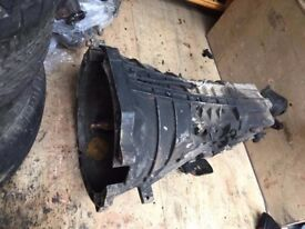 FORD TRANSIT gearboxes