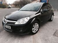 2007 VAUXHALL Astra 1.8 automatic