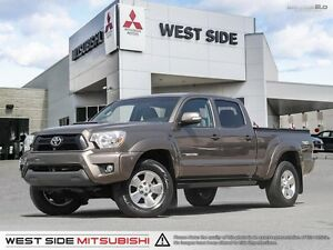 2013 Toyota Tacoma Double Cab–Accident Free–Low KMs–