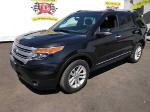 2015 Ford Explorer XLT, Automatic, 3rd Row Seating, Sunroof, 4*4