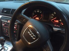 AUDI A4 SLINE AUTOMATIC (LOW MILEAGE & IMMACULATE CONDITION)