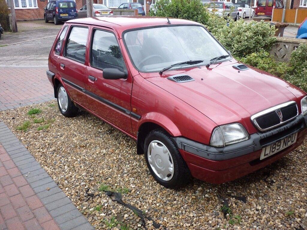 Rover Mini Metro 5 Door 1 1 Petrol In Ipswich Suffolk