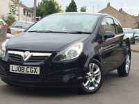 Vauxhall Corsa1.4Sxi Automatic low Miealge full mot