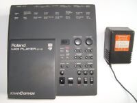 Roland SD35 Sound Canvas, MIDI Player.