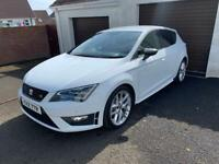 Seat Leon FR 184 2016 Only 59,000