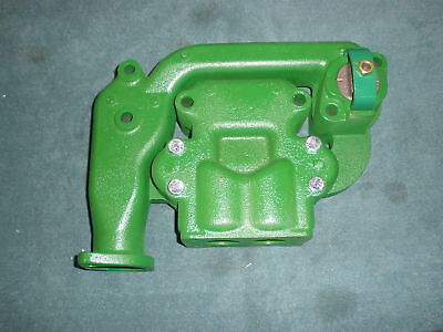 Manifold For John Deere 520 And 530
