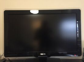 TV - Phillips brand, high definition, 32 inch