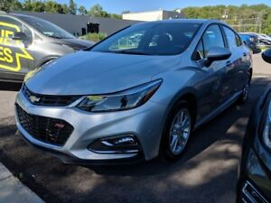 2018 Chevrolet Cruze LT Auto *RS Package*