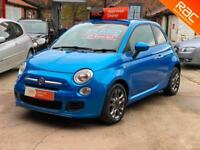 2014 Fiat 500 1.2 S 3dr  HATCHBACK Petrol Manual