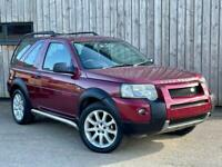 2005 (05) 3dr Land Rover 2.0 TD4 Sport 4X4 with removable Hardback