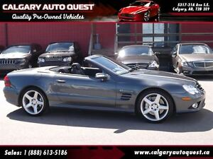 2007 Mercedes-Benz SL-Class 493HP/NAVIGATION/LEATHER/CONVERTIBLE