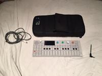 TEENAGE ENGINEERING OP-1 with soft case, box receiver and cable