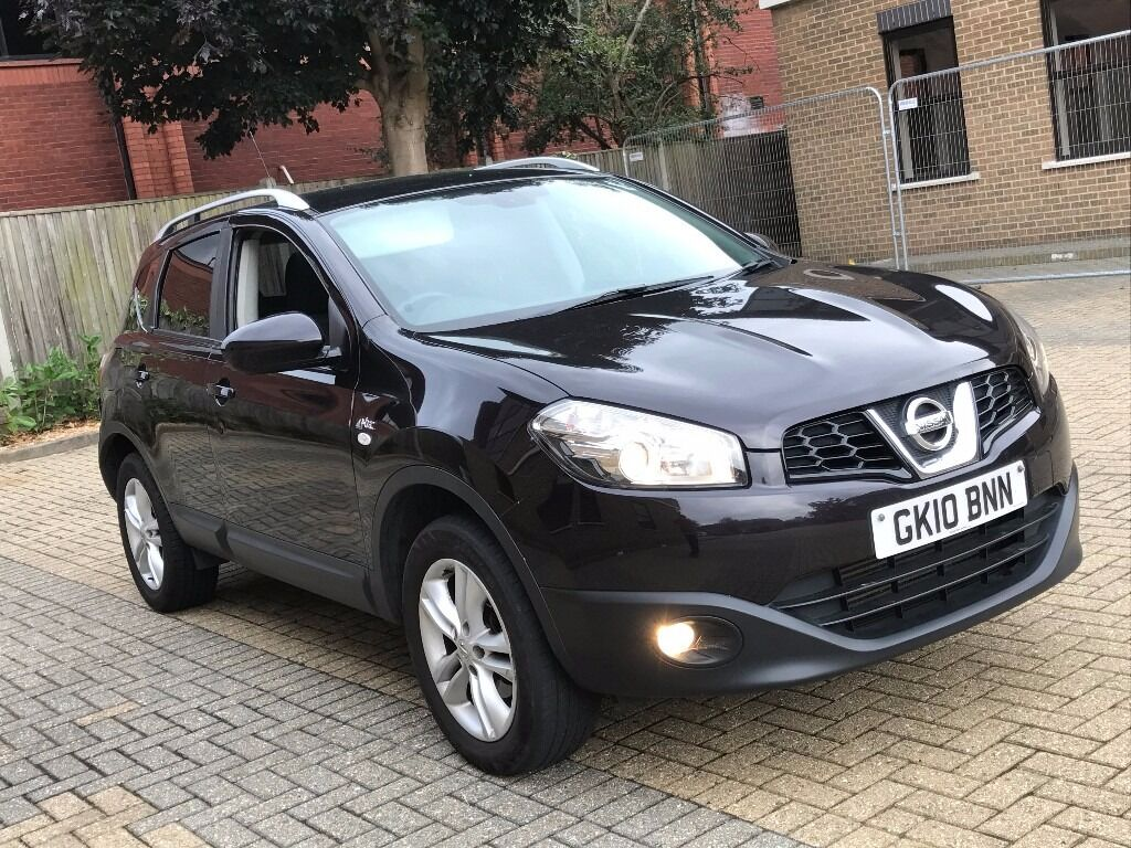 2010 nissan qashqai 1 5 dci n tec warranty 5 seats jeep mot newer shape not x3 x5 freelander. Black Bedroom Furniture Sets. Home Design Ideas