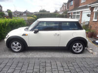 2008 MINI ONE 62000 MILES 2 OWNERS FROM NEW £3700