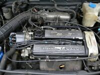 1992 Rover convertible 1600cc X Reg BREAKING FOR SPARES / PARTS Honda engine