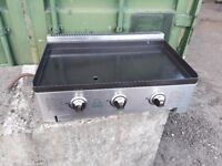 Catering equipment lpg Bain marie stainless steel shelving tables Fryers Griddles Ice machines