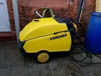 Karcher 755 diesel pressure washer