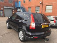 2007 Honda CR-V Diesel Good Condition with history and mot