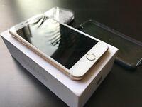Apple iPhone 6S - 64GB - Gold (Unlocked) 3 months warranty left. Free P&P!