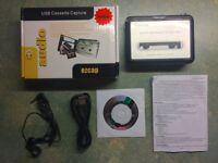 EZCAP 218B USB Cassette Tape to MP3 Converter