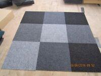 Carpet Tiles, 1000s for around a pound