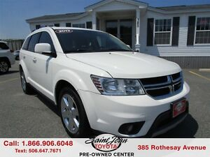 2013 Dodge Journey SXT/Crew $135.24 BIWEEKLY!!!
