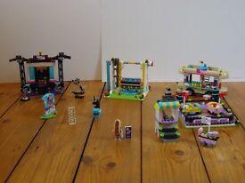 Lego set - Fair Ground