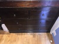 Early Victorian chest draws, great condition, original piece worth way more the asking price