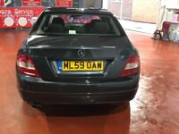 Mercedes-Benz C Class C200 CDI SE 4dr AUTOMATIC 2.2 *BARGAIN*