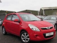 2009 HYUNDAI i20 1.4 COMFORT MODEL 5 DOOR 2 OWNERS FULL SERVICE HISTORY EXCELLENT CONDITION