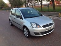 2007 Ford Fiesta style climate 1.2 , mot - 8 May 2017 , only 45,000 miles ,clio,corsa,jazz,207,yaris