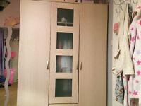 Beech bedroom set