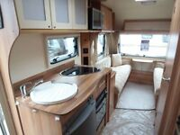 Used, Bailey Orion 450-5 berth lightweight caravan 2012 for sale  Camborne, Cornwall