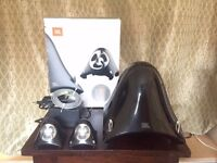 JBL CREATURE II SPEAKERS AND SUBWOOFER - EXCELLENT CONDITION - PICK UP ONLY