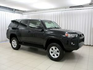 2015 Toyota 4Runner SR5 4X4 7PASS SUV - ONE OWNER OFF LEASE