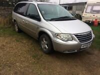 Chrysler grand voyager crd exec