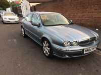 Jaguar X-Type, 2.1 PETROL AUTOMATIC 52000K ONE OWNER, VERY CLEAN LIKE NEW