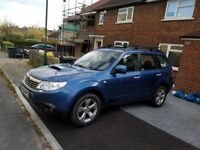 Subaru Forester 2.0 D XC 5dr 2011