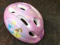 Disney Princess Child's Bicycle Safety Helmet