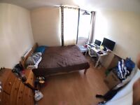 ***BIG SPACIOUS SINGLE ROOM WITH DOUBLE BED ALL INCLUSIVE***