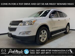 2010 Chevrolet Traverse LT AWD - Bluetooth, 3rd Row, Trailer Tow