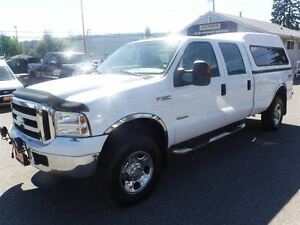 2007 Ford F-350 XLT Prince George British Columbia image 3