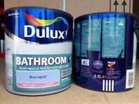Dulux Trade Bathroom Blue Lagoon Soft Sheen