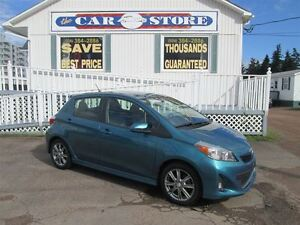 2012 Toyota Yaris SE SPORT MODEL!! AIR!! CRUISE!! 16ALLOYS!!