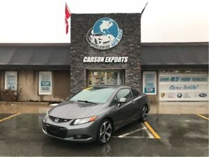 2012 Honda Civic Coupe LOOK SI! FINANCING AVAILABLE!