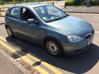 Cheap 56 plate Vauxhall Corsa 5dr