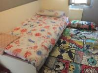 Trundle bed/day bed