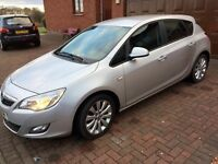 Vauxhall Astra 1.6 Exclusive 5 Door, FSH, Serviced, Full Years MOT, Drive away today